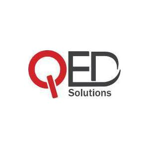 QED Solutions Limited  logo