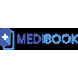 MediBook Bolivia logo