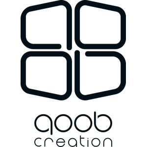 QOOB CREATION logo