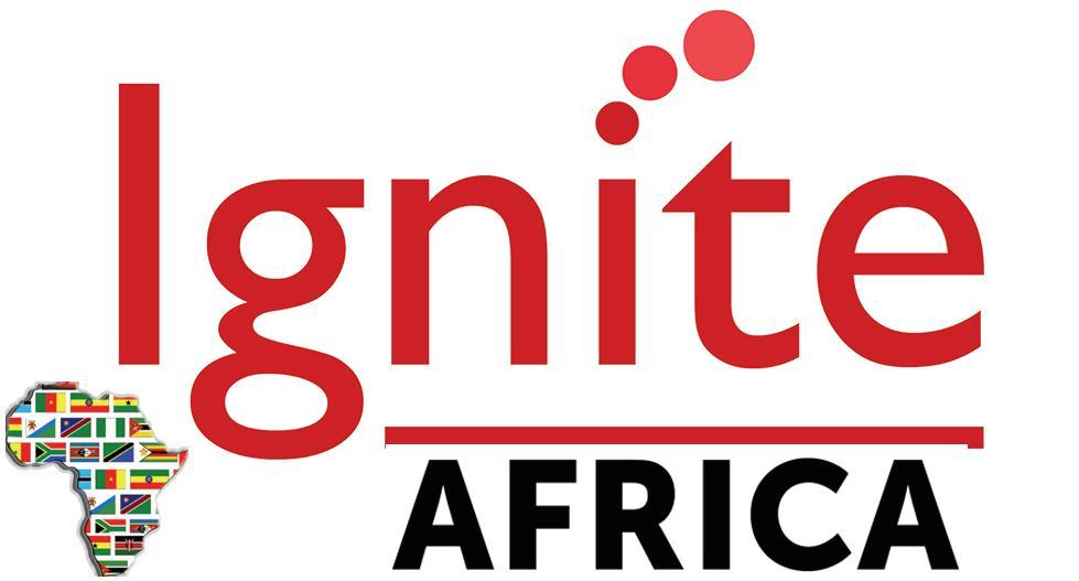 Ignite Africa logo