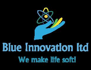 Blue Innovation ltd logo