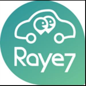 Raye7 logo