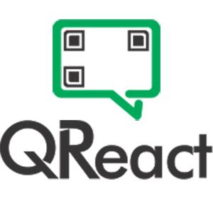 QReact logo