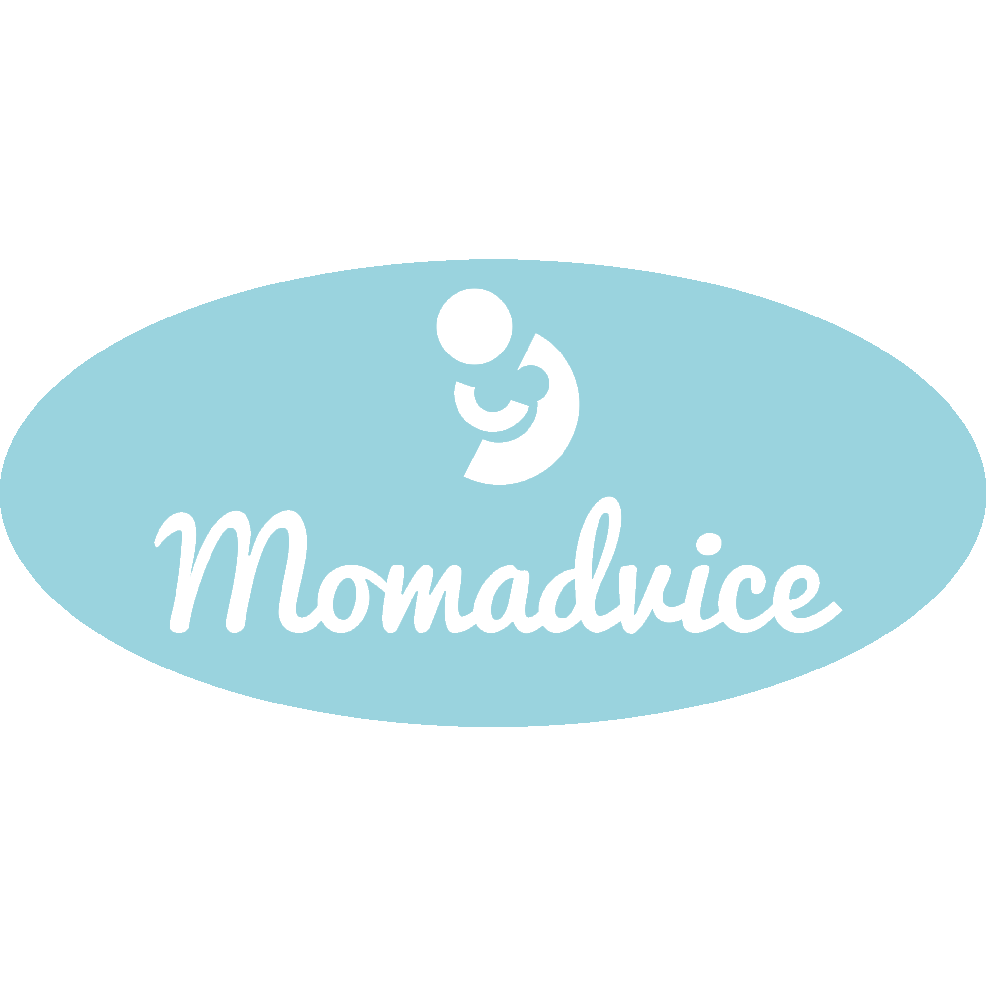 Mom advice app logo
