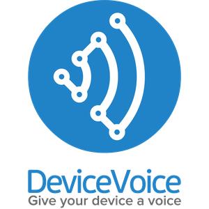 DeviceVoice logo